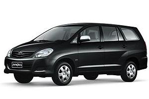 Машина с водителем. Такси. Тип 2. Toyota Inova